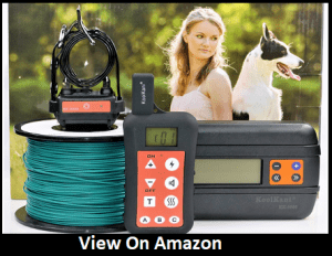 KoolKani Remote Dog Training Shock Collar