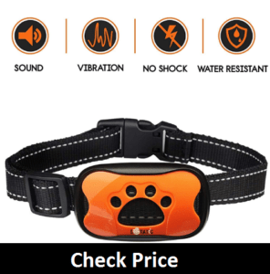 LOVATIC Dog Bark Collar